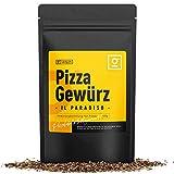 GARCON Pizzagewürz Il Paradiso 100g - Italienische Gewürzmischung für Pizza, Tomatensoße, Pasta uvm. - Vegetarisch & Mediterranes Pizza Gewürz