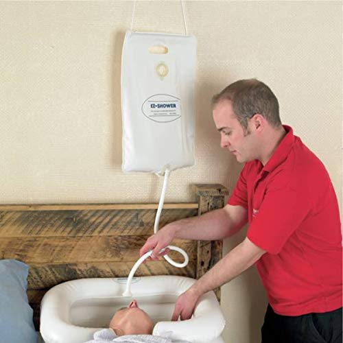 Performance Health EZ Portable Bedside Shower