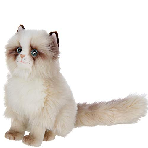 Bearington Tasha Plus Himalayan Cat Kitten 15 Inch
