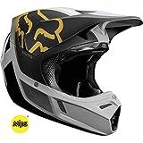Fox Racing V3 Kila Men's Off-Road Motorcycle Helmet - Gray/Medium
