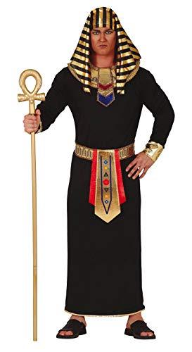 Fiestas Guirca Costume Faraone Egiziano re egizio Uomo