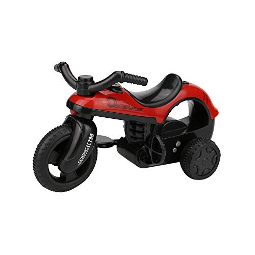 Toys, Baoniu Mini Pull Back Bikes with Big Tire Wheel, Finger Toys, Zinc Alloy Diecast Racing Mountain Bike Decoration Crafts,for Kids Boys Office Racing Club (D)