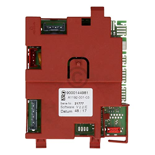 Bosch Siemens 498292 00498292 ORIGINAL Elektronik Steuermodul Hauptmodul Steuermodul Steuerelektronik Elektromodul Elektronikmodul Regelelektronikmodul Platine Mainboard Dunstabzugshaube Dunstabzug