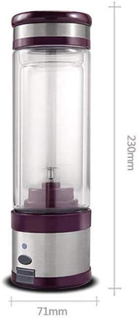 kaige Mélangeur Portable for mélangeur en Verre, Petit mélangeur de Service Unique, Smoothies et Smoothies (Couleur: A) (Couleur: B) WKY (Color : A) A