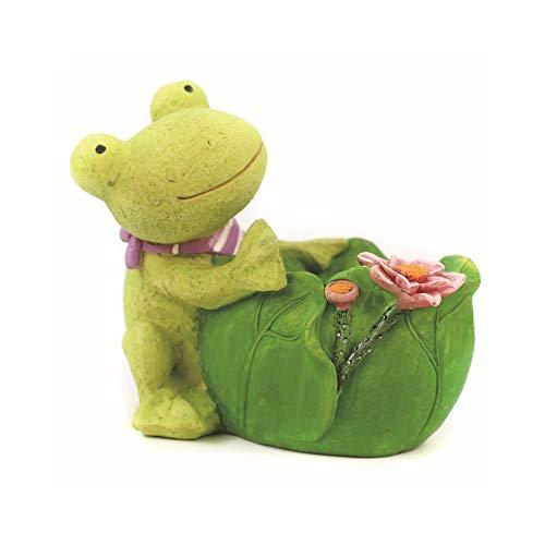 JKXWX Kind Bloempot, Vetplanten Potten voor Thuis Tuin Decor Groen, Dier Bloempot