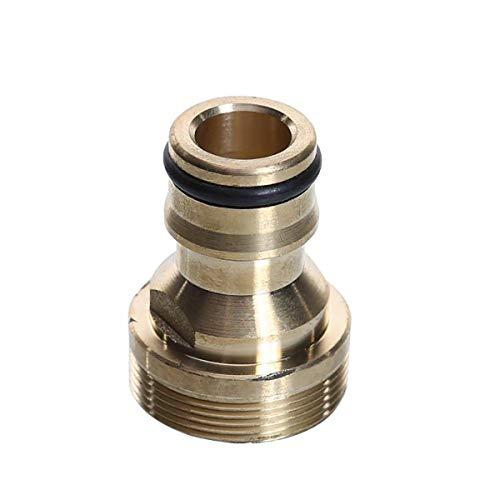 Queenbox 1 STÜCK Gewinde Wasserhahn stecker Küchenutensilien Universal Adapter für Wasserhahn Küchenhahn stecker Mixer Schlauch Adapter Rohrverbinder