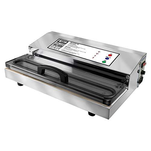Weston Pro-2300 Commercial Grade Stainless Steel Vacuum Sealer (65-0201)