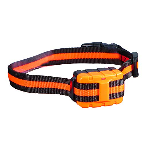 JahyShow Orange Best Dog Training Collar,Rechargeable Pet Bark/Walking/No Jump Training Collar Waterproof with Remote