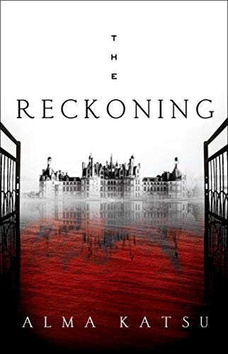 The Reckoning: Book Two of the Taker Trilogy (2) (Taker Trilogy, The)