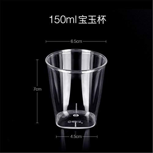 400p/set de vasos desechables de 200 ml vasos de aviación personalizados vasos...