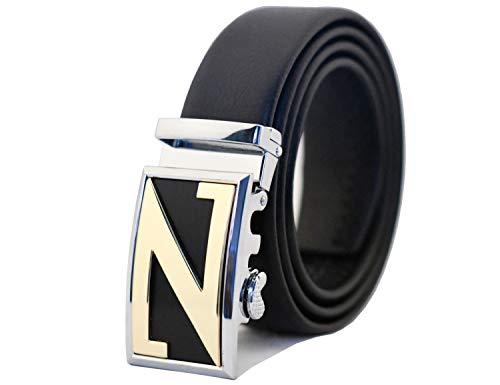 Naxxramas Cinturón Hombre, V87583 (110cm,Oro Plateado)