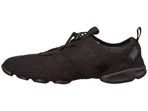 Bloch Fusion 512 Tanz-Sneaker, Schwarz, 43 EU
