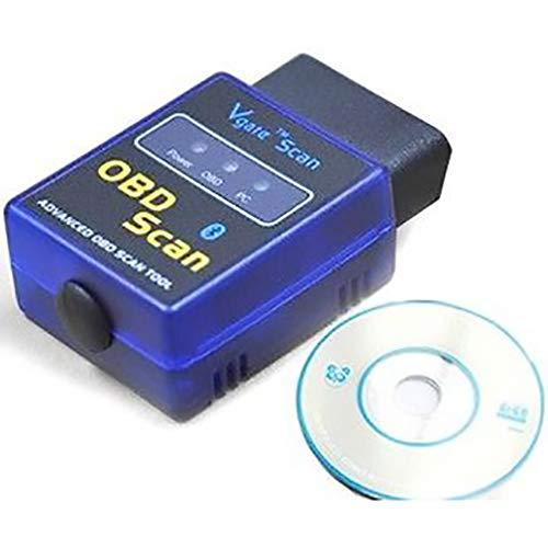 جهاز فحص السيارة وكشف الأعطال بالكمبيوتر أو الهاتف لتطبيق Torque على أجهزة الأندرويد Amazon Ae