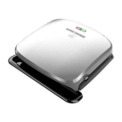 Best Removable Plate George Foreman Grill for Real Fast Food