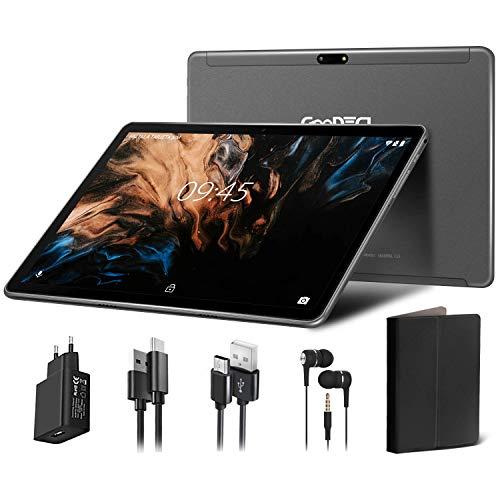 Tablet 10 Pulgadas Full HD Android 9.0 Tablet GOODTEL G3