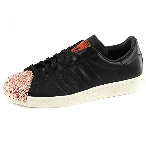 Adidas Damen Superstar 80s Metallic Pack Sneaker -  38 2/3 Eu