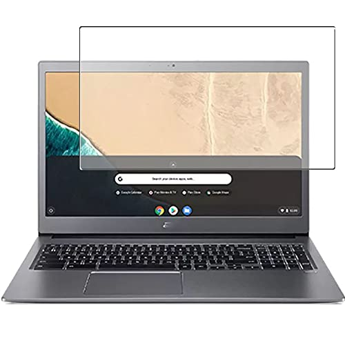 Vaxson 3 Stück Schutzfolie, kompatibel mit Acer Chromebook Enterprise 715 15.6