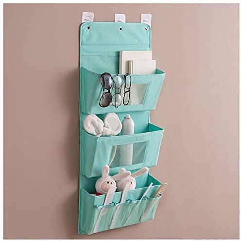 AIWKR Bolsa Colgante Almacenamiento,para Guardar Cosas,para Cocina Dormitorio Baño Oficina