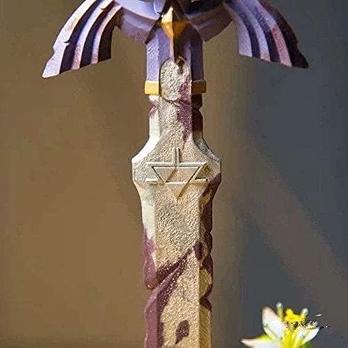 26 La Leyenda de Zelda Anime Figura Aliento de la Espada del héroe del Maestro Enlace Salvaje en la Caja Edición Premium Sculpture Decoración Estatua Estatuilla Muñeca de Juguete