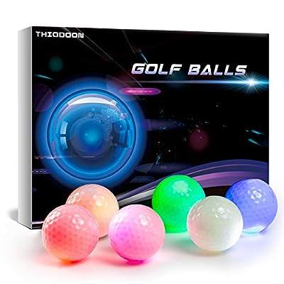 GOANDO 12Pack Glow Golf