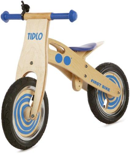 Tidlo - Bicicletta senza pedali, colore: Blu