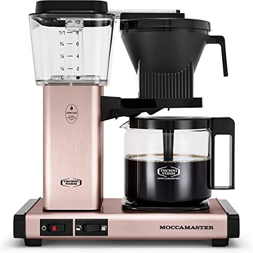 Moccamaster 53935 KBGV Select 10-Cup Coffee...