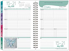 Classic Her Point of View Weekly Wire-Bound Planner - Jul 2019 - Jun 2020