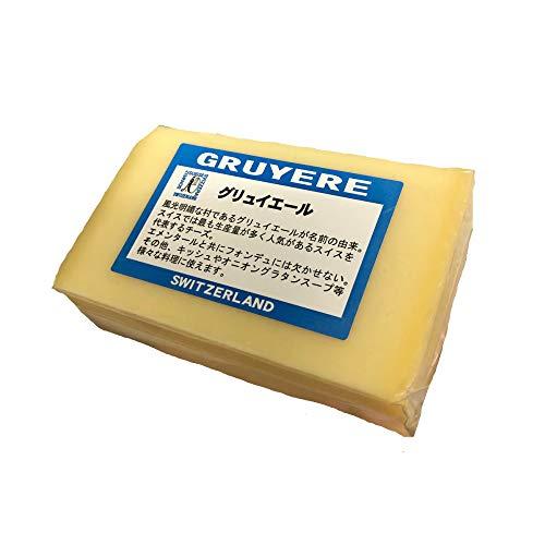 三祐 スイス産 グリュイエールチーズ 200gカット