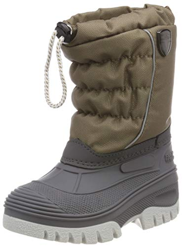 CMP Unisex-Kinder Hanki Bootsportschuhe, Beige (Sand A516), 28 EU