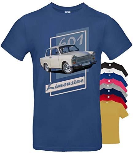 BuyPics4U T-Shirt mit Motiv Trabant Tr41 100% Baumwolle für Herren Damen Kinder viele Farben