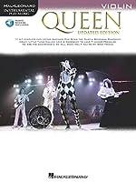 Queen: Violin Instrumental Play-along