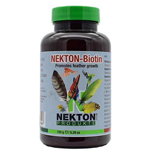 Nekton Bio para Plumas de pájaros, 150 g