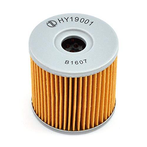 Filtro de aceite para moto MIW 681 adaptable 650 HYOSUNG GT/COMET/GV AQUILA/ST7