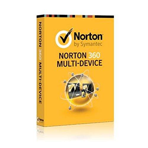 Vollversion NORTON 360 Multidevice v1.0 / 2013 / Windows / englisch / CD / 1 User 3PC [import allemand]