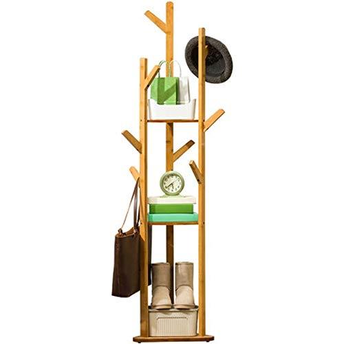 Lfixhssf eenvoudige garderobe, van hout, voor slaapkamer, kleerhanger, etages, type startinrichting