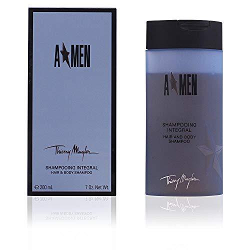 THIERRY MUGLER AMen Shampoo und Duschgel, 200 ml