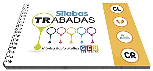 Sílabas Trabadas Cl/CR: Cuaderno Ejercicios Desarrollar Habilidades lectoescritura | divertidas actividades y Apoyos visuales (Terapia del Lenguaje: lectoescritura)