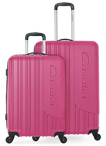 Cavalet Malibu - reiskoffer bagage set robuuste harde schaal met uitbreiding - trolley 65 cm grote koffer 73 cm, ABS, TSA-slot, B07NVWS75Z