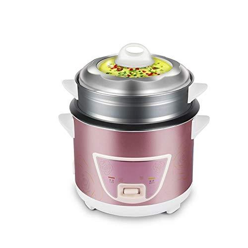 Best Price HULUWAWA Multi-function Automatic Mini Non Stick Rice Cooker,Steamer,Stew,Soup Maker One-...