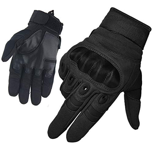 Freemaster Herren Outdoor-/Sport-Handschuhe, ganze Finger, zum arbeiten, für die Jagd und fürs Motorrad-/Radfahren, Klettern, Skilanglaufen, Handschuhe