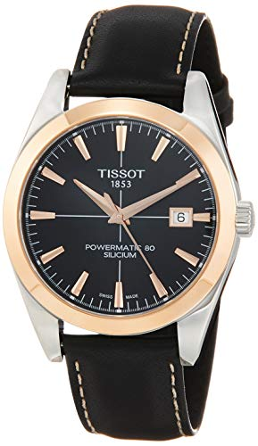 Tissot TISSOT GENTLEMAN AUTOMATIC T927.407.46.051.00 Orologio da polso uomo