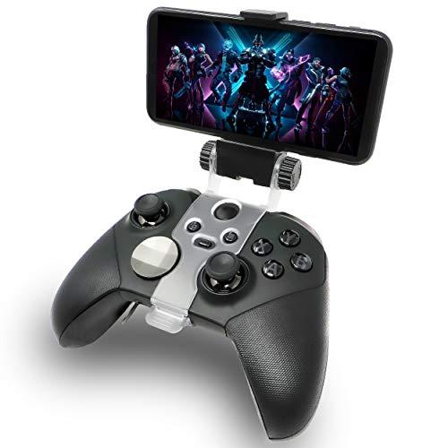 ADZ Xbox-Controller-Handy-Halterung, Halterung für Xbox One Controller, Clip für die Verwendung mit Microsoft Project Xcloud und Xbox Konsole, Streaming, kompatibel mit Xbox One Controller, kabellos