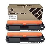ZOOMTEC Reemplazo para HP CF294X 94X CF294A 94A Cartucho de tóner Compatible con Impresoras HP Laserjet Pro MFP M118dw M118 M148dw M148fdw M148 M149fdw M149 (2 Negro)