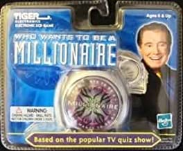 Who wants to be a millionaire key chain game