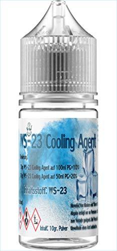 Vip Vape WS-23 Cooling Agent Koolada Pulver, 10gr, Nikotinfrei