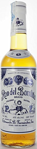 RON DEL BARRILITO EXTRA 43% 70 CL