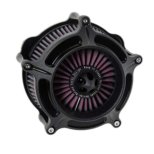 RSD Turbine Air Cleaner - Black Ops 0206-2039-SMB