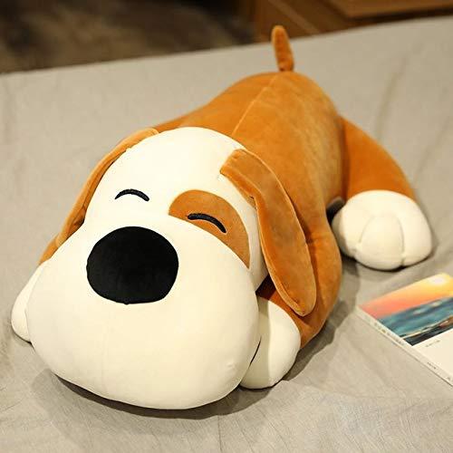 Heguowei soft body couple big dog doll home decoration sofa pillow children girl toys
