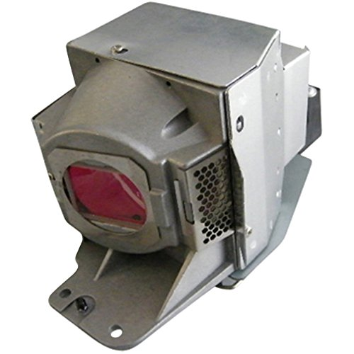 azurano Beamer-Ersatzlampe für BENQ W1080ST   Beamerlampe mit Gehäuse   Kompatibel mit BENQ 5J.J7L05.001