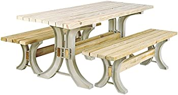 2x4basics Custom Picnic Table Kit